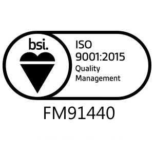 BSI 9001:2015 FM91440